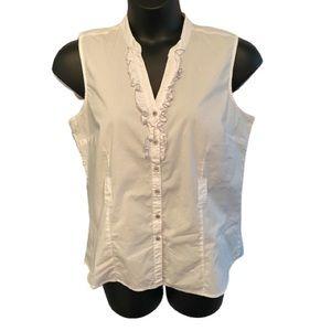 🛍3/$25 Reitmans button up blouse